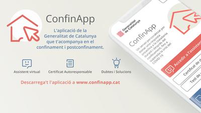 ConfinApp . Informació oficial per després del confimament